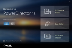 CyberLink PowerDirector Ultimate 17.0.2217.0 + ключ [Русские/Английские версии]