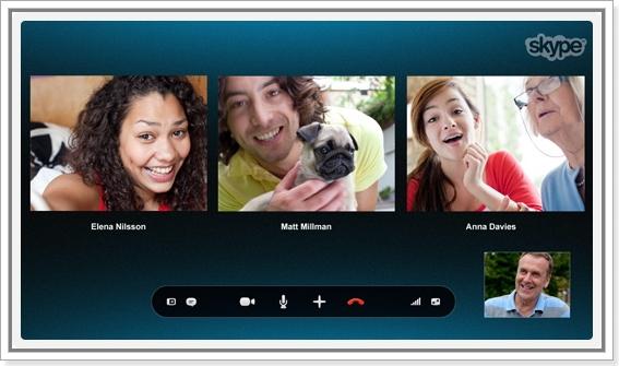 Skype 8.23.0.10 Final [На русском]