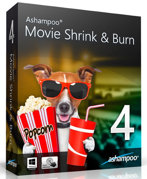 Ashampoo Movie Shrink & Burn 4.0.2.4 DC 13.02.2015 + cracked [На русском]