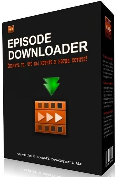 Apowersoft Episode Downloader 3.1.9 + keygen [Русификатор]