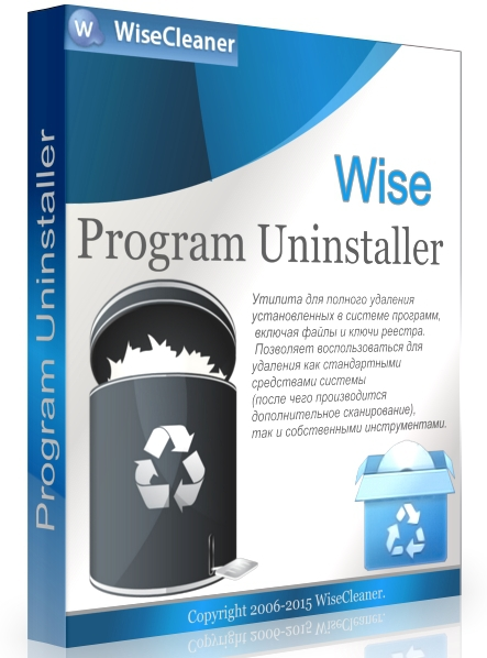 Wise Program Uninstaller 2.2.9 Build 130 [На русском] + Portable