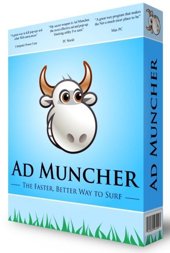 Ad Muncher 4.94 Build 34121 (удалить всплывающие окна, рекламу)