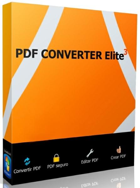 PDF Converter Elite 5.0.7.0 + crack (2017) ENG