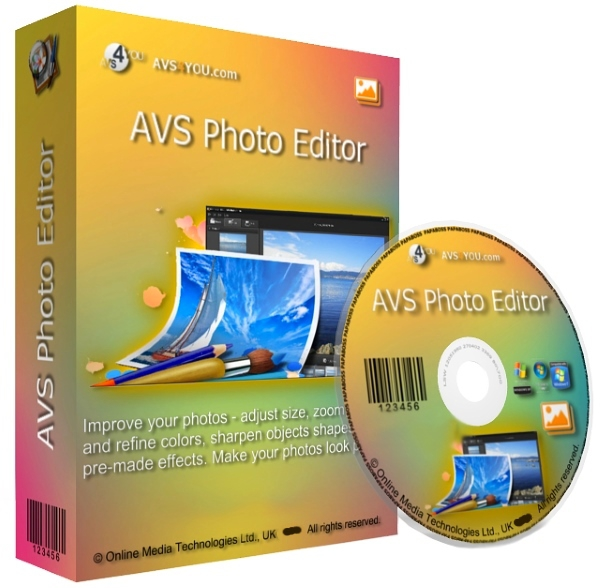 AVS Photo Editor 2.3.6.152 + patch [На русском]