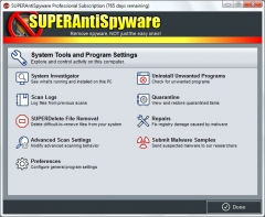 SUPERAntiSpyware Professional 8.0.1046 Final + ключ (2019) ENG