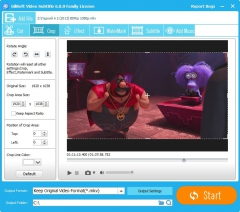 GiliSoft Video Editor 10.1.0 + keygen (2018) ENG