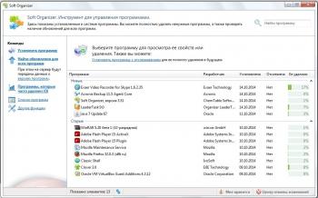 Soft Organizer Pro 7.27 Final + crack [На русском]