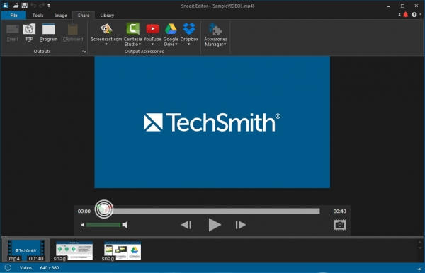 TechSmith Snagit 2020.1.3 Build 6046 Portable [Русские/Английские версии]
