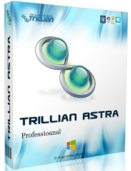 Trillian Astra 5.5 Build 19 Final + patch [На русском]
