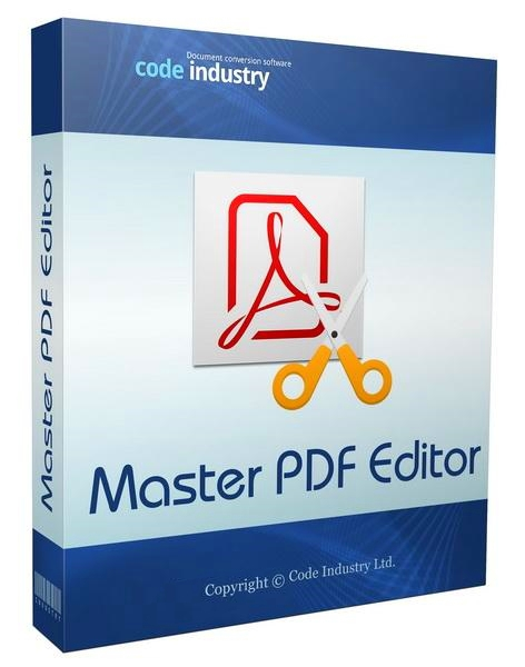 Master PDF Editor 5.2.11 + keygen [На русском]