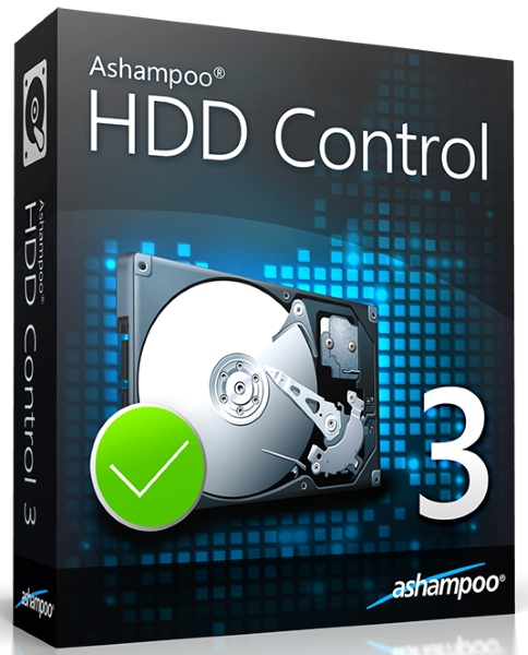 Ashampoo HDD Control 3.20.00 + cracked [На русском]