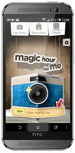 Magic Hour - Camera 1.3.26 - многофункциональная фотокамера для андроид