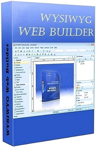 WYSIWYG Web Builder 14.3.1 + patch [Русификатор]