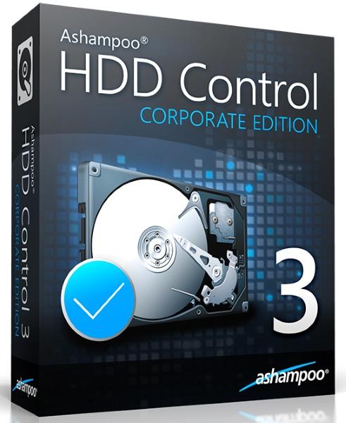 Ashampoo HDD Control 3.20.00 [07/04/2017] + cracked [На русском]