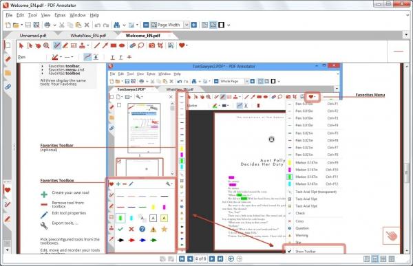 PDF Annotator 7.0.0.701 + crack (2018) ENG