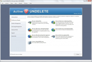 Active@ UNDELETE 11.0.11 Professional Edition + key (2016) ENG