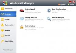 Windows 8 Manager 2.2.8 Final + patch (для оптимизации системы)