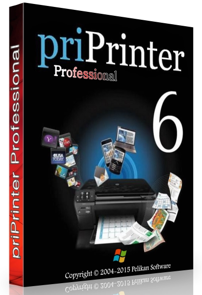 priPrinter Professional 6.6.0.2491 Final + patch [На русском]