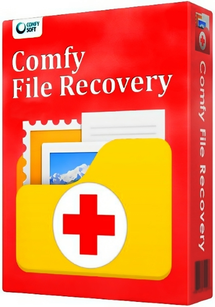 Comfy File Recovery 4.1 Commercial / Office / Home + keygen [На русском]