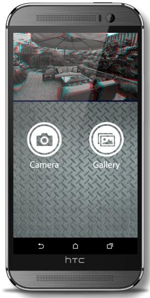 3D Camera Pro 1.8.1 - 3D фотокамера для Android