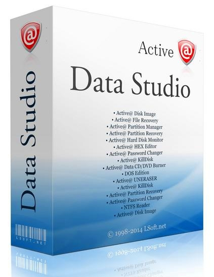 Active Data Studio 13.0.0.2 + cracked (2018) ENG