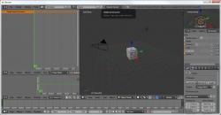Blender 2.73a Portable (графический 3D пакет)
