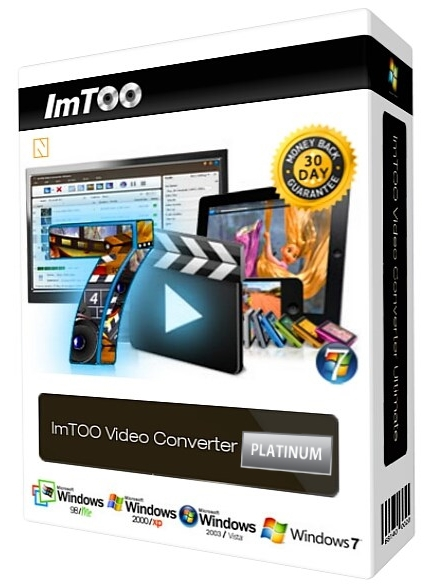 ImTOO Video Converter Ultimate 7.8.24 Build 20200219 Final + patch [На русском]