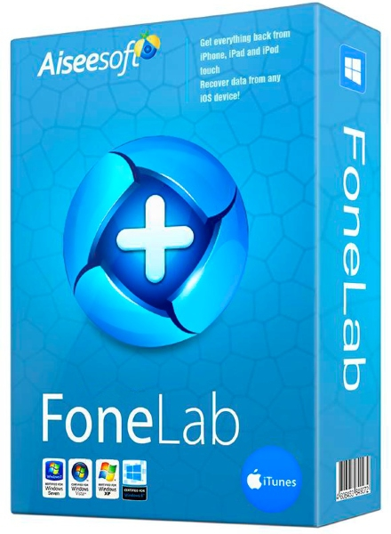 Aiseesoft FoneLab 8.3.26 + cracked (2016) ENG
