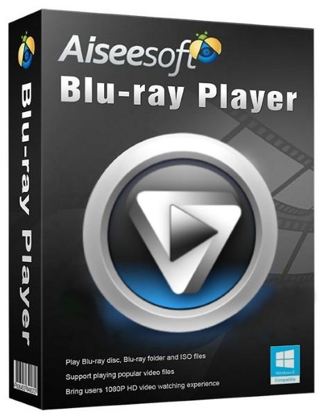 Aiseesoft Blu-ray Player 6.6.16 + patch [На русском]