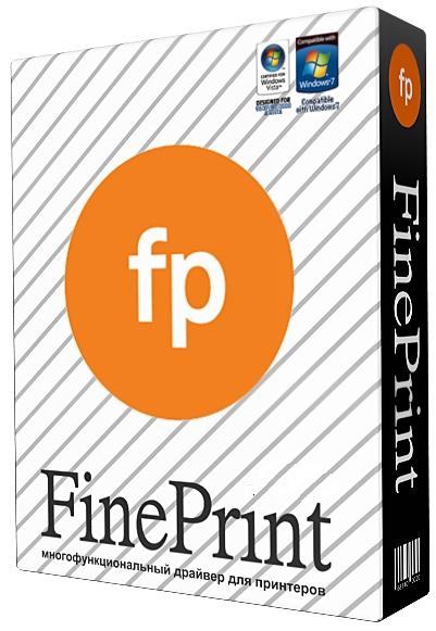 FinePrint 10.35 / pdfFactory Pro 7.35 + ключ [На русском]