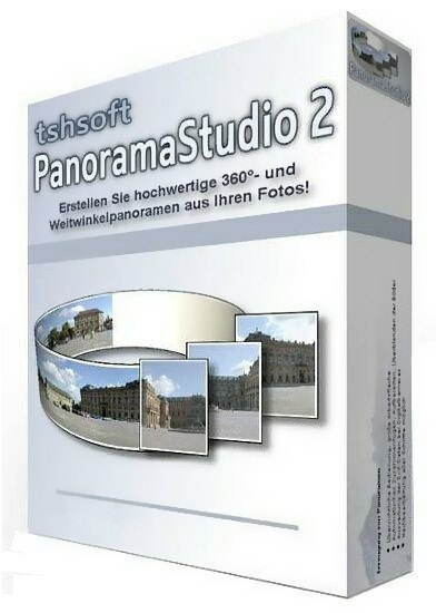 PanoramaStudio Pro 3.3.0.265 + cracked [Русификатор]