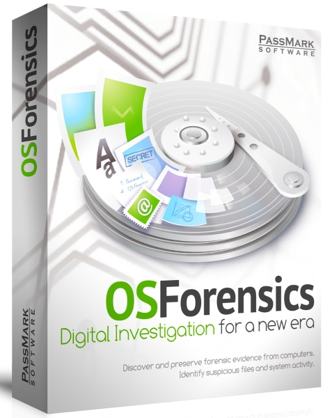 PassMark OSForensics Professional 7.0 Build 10016 Final + ключ (2019) ENG