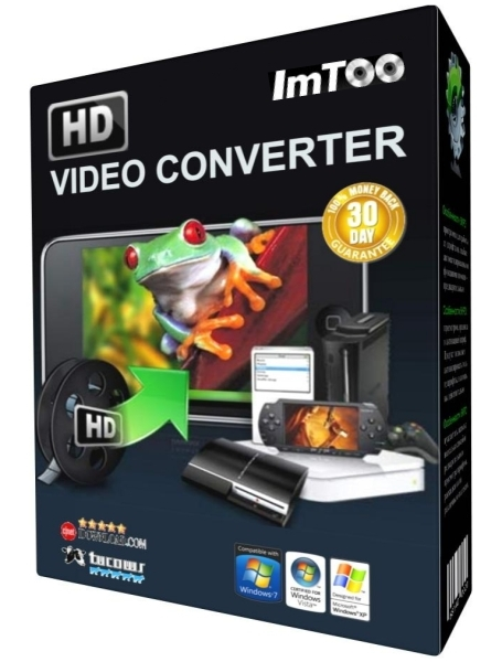 ImTOO HD Video Converter 7.8.23 Build 20180925 Final + patch [На русском]