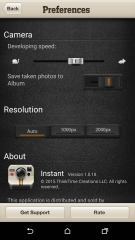 Polaroid Instant Cam 1.0.18 фотокамера polaroid для андроид