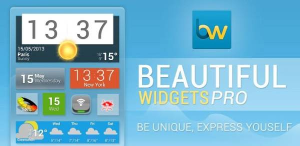 Beautiful Widgets Pro 5.7.7 [На русском]