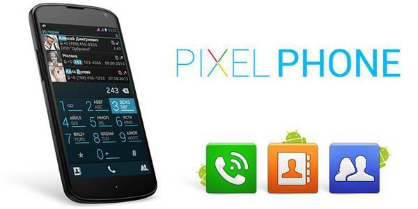 PixelPhone PRO 3.9.9.3 [Русская версия]