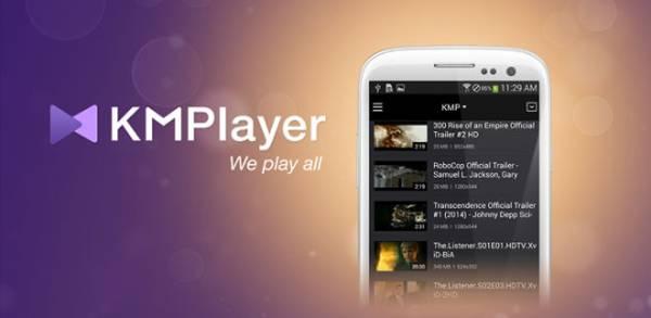 KMPlayer 1.7.4 [Ad-Free] [Русская версия]