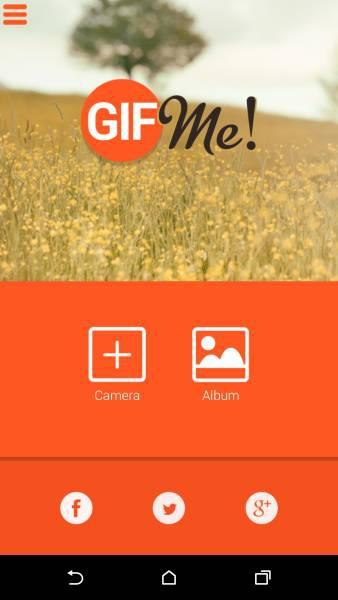 Gif Me! Camera Pro 1.38 - создание GIF на android