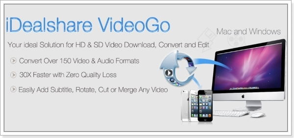 iDealshare VideoGo 6.6.0.5582 Portable [На русском]