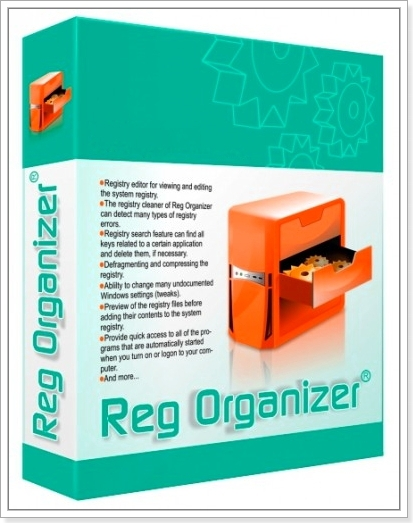 Reg Organizer 8.16 Final + crack [На русском] + Portable