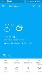 Amber Weather Widget & Forecast FULL 2.2.4 [На русском]