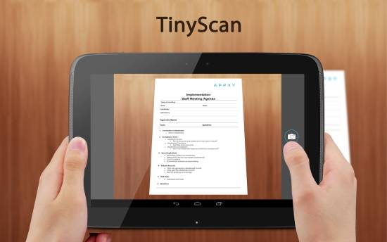 Tiny Scan Pro PDF Scanner 3.2.2 [Русская версия]