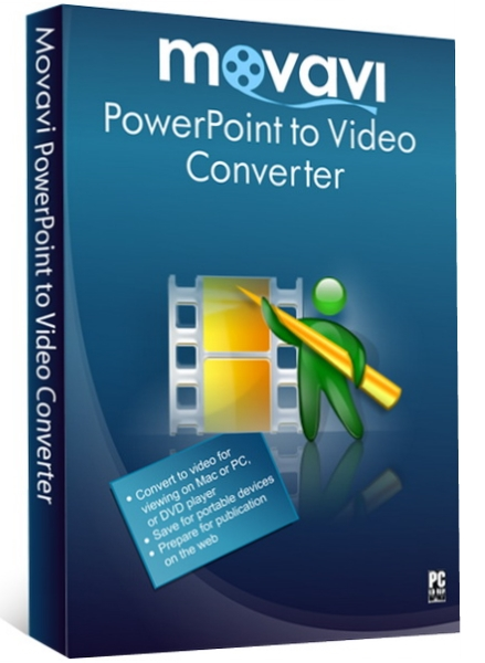 Movavi PowerPoint to Video Converter 2.2.1 Final + cracked [На русском]