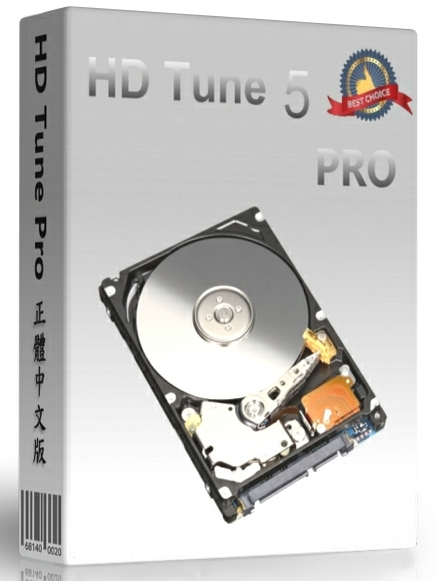 HD Tune Pro 5.60 Portable (2015) ENG