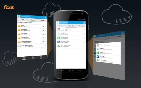 Foxit MobilePDF Business 3.6.0.1117 [На русском]