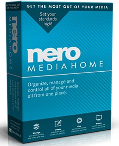 Nero MediaHome 2015 16.0.03300 [На русском]