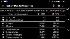 Battery Monitor Widget Pro 3.12.1 [На русском]