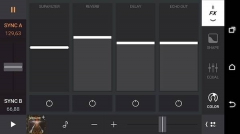 Edjing Pro Music DJ mixer 1.3.0 [На русском]