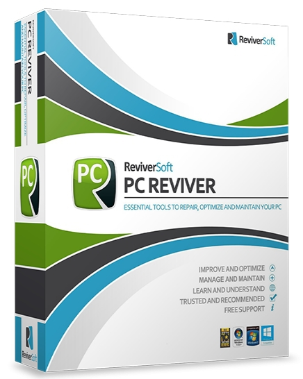 ReviverSoft PC Reviver 3.9.0.24 + crack [На русском]
