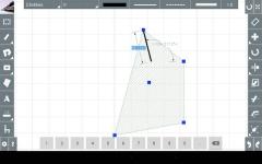 CAD Touch Pro 5.0.9 (2015) ENG - программа для черчение на android